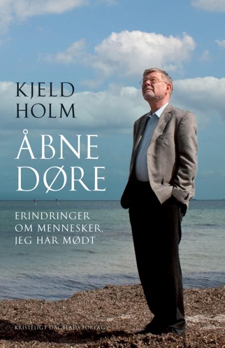 Image of   Åbne døre (Bog)
