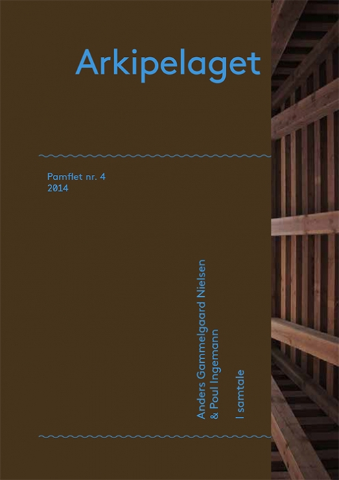 Image of   Anders Gammelgaard Nielsen & Poul Ingemann i samtale (Bog)