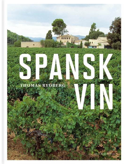 Spansk vin (Bog)