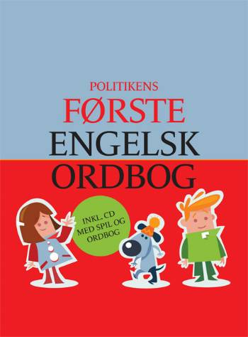 Politikens første engelskordbog (Bog)