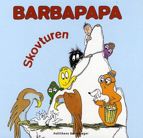 Image of Barbapapa - Skovturen (Bog)