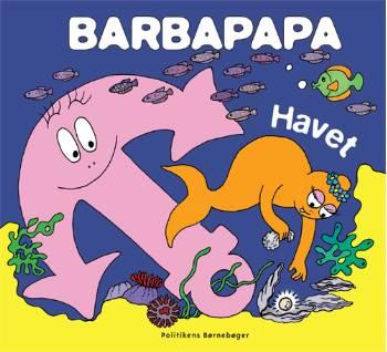 Image of Barbapapa - Havet (Bog)