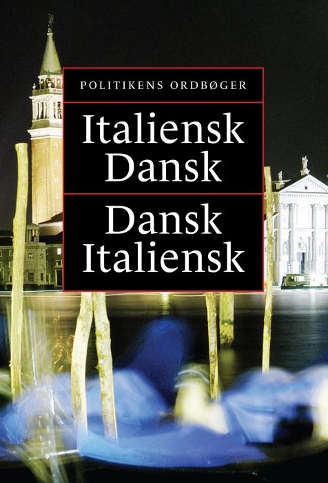 Politikens italiensk-dansk, dansk-italiensk (Bog)