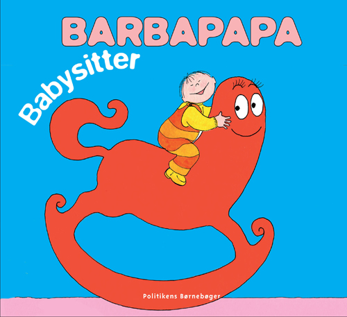 Image of Barbapapa - Babysitter (Bog)
