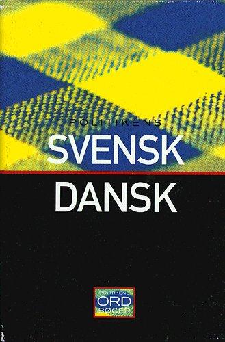 Politikens svensk-dansk, dansk-svensk (Bog)