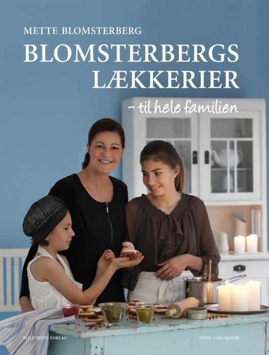Blomsterbergs lækkerier (Bog)