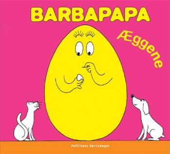 Image of Barbapapa - Æggene (Bog)