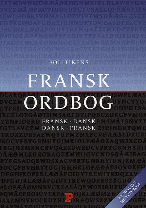 Politikens Franskordbog (Bog)