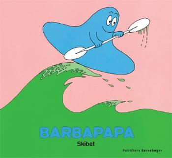 Image of Barbapapa - Skibet (Bog)