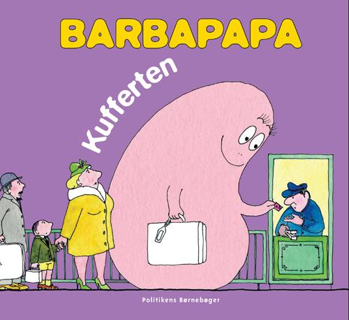 Image of Barbapapa - Kufferten (Bog)
