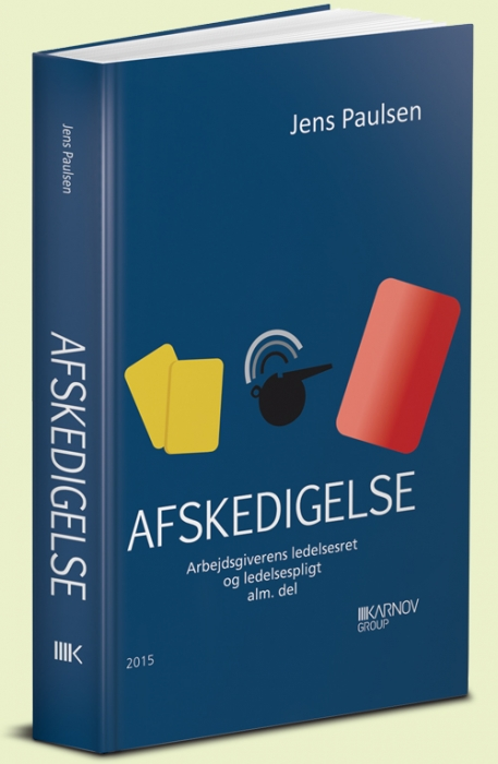 Image of   Afskedigelse (Bog)