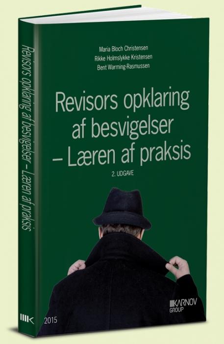 Image of Revisors opklaring af besvigelser (Bog)