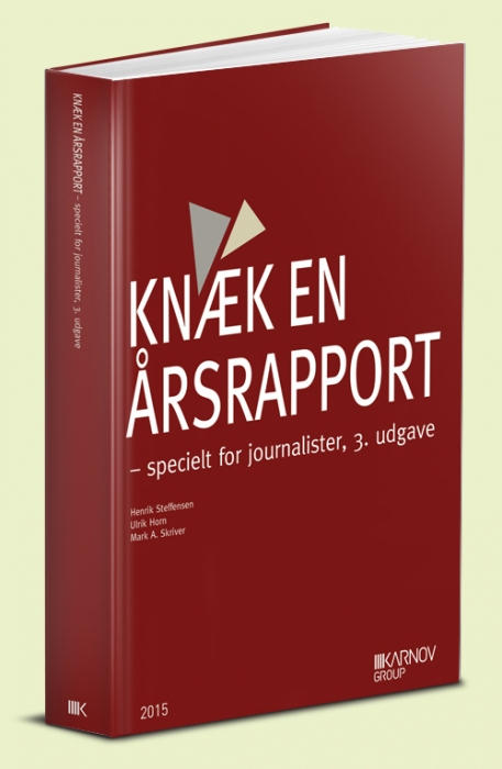 Knæk en årsrapport (Bog)