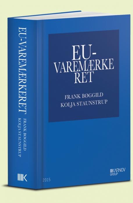 Image of   EU-varemærkeret (Bog)