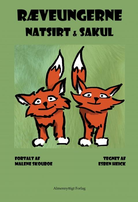 Ræveungerne Natsirt og Sakul (Bog)