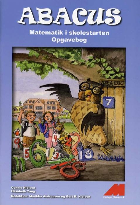 Image of   ABACUS 0. kl. - Opgavebog (Bog)