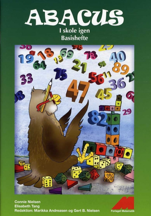 Image of   ABACUS 1. kl. - Basishefte (Bog)