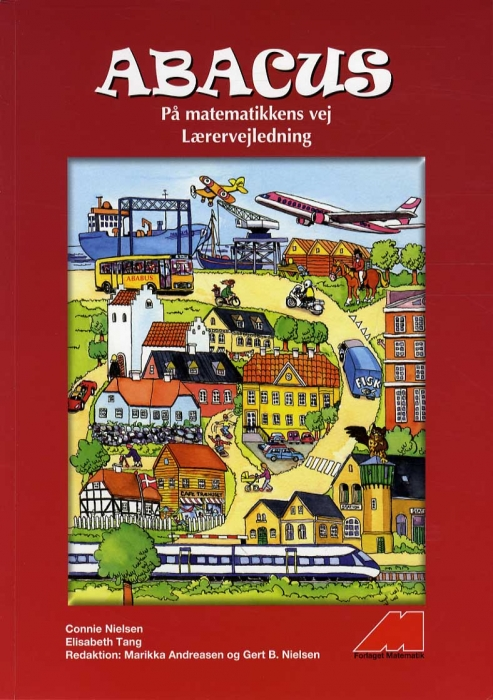 Image of   ABACUS 2. kl. - Lærervejledning (Bog)