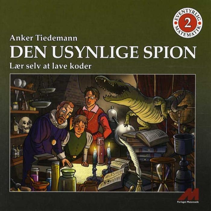 Den usynlige spion (Bog)