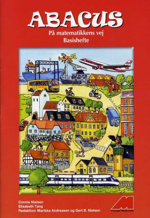 Image of   ABACUS 2. kl. - Basishefte (Bog)