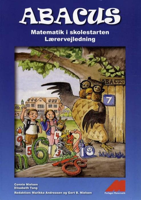 Image of   ABACUS 0. kl. - Lærervejledning (Bog)