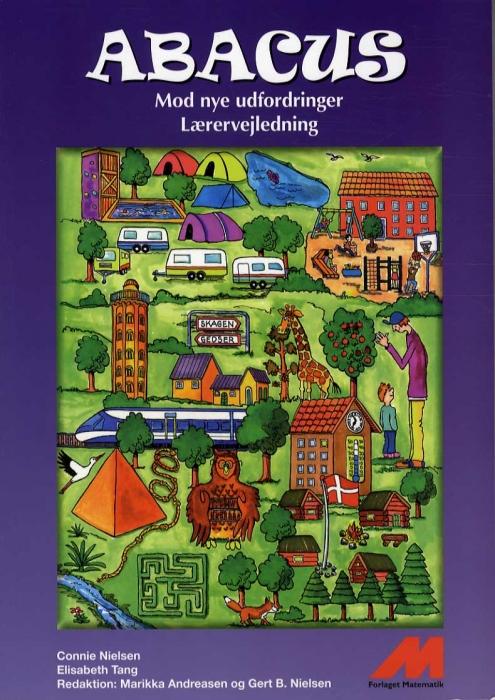 Image of   ABACUS 3. kl. - Lærervejledning (Bog)