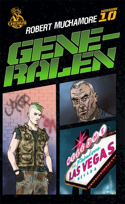 Cherub 10 - Generalen (Bog)