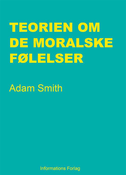 Image of Teorien om de moralske følelser (Bog)
