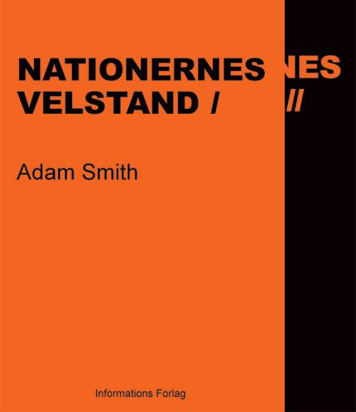 Image of Nationernes velstand I+II (Bog)