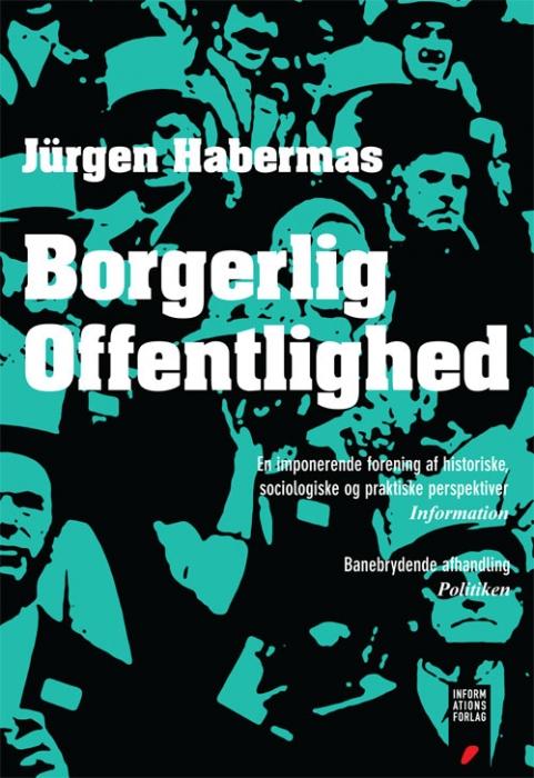 Image of   Borgerlig offentlighed (Bog)