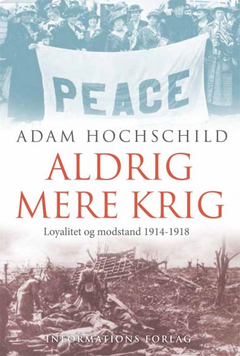 Image of Aldrig mere krig (Bog)