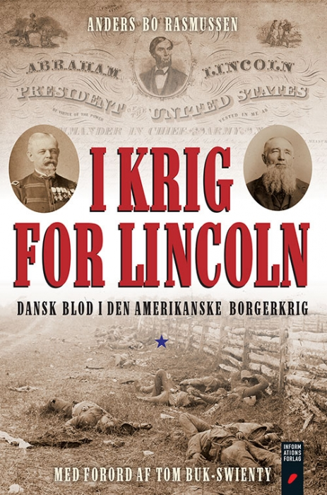 Image of I krig for Lincoln (Bog)