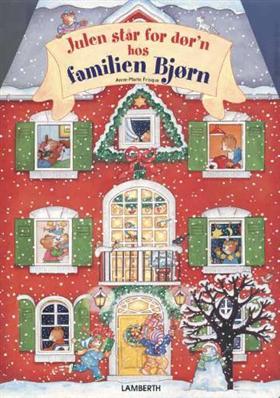Image of Julen står for dør´n hos familien Bjørn (Bog)