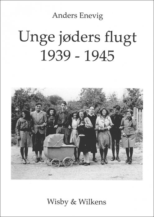 Image of Unge jøders flugt 1939-1945 (Bog)