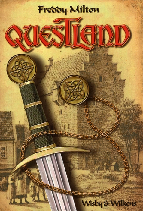 Image of   Questland (Bog)