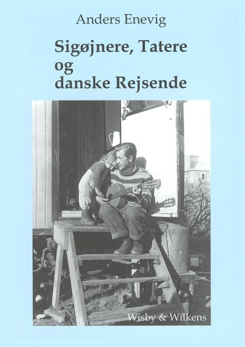 Image of Sigøjnere, Tatere og danske Rejsende (Bog)