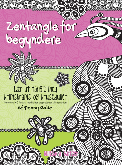 Image of   Zentangle for begyndere (Bog)