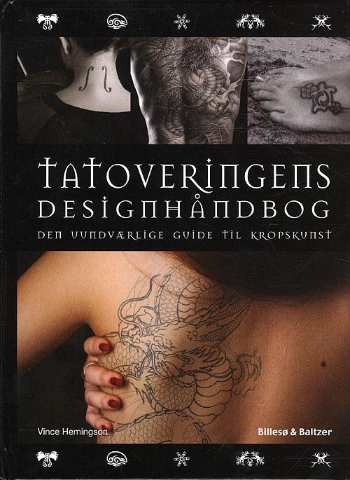 Tatoveringens designhåndbog (Bog)