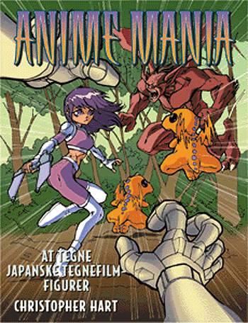Image of   Anime Mania (Bog)