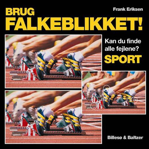 Image of   Brug falkeblikket - Sport (Bog)