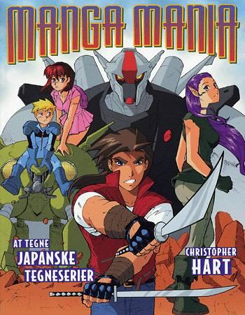 Image of   Manga Mania (Bog)