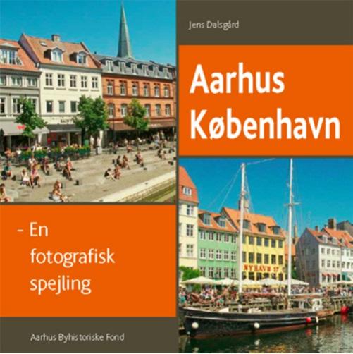 Image of   Aarhus-København (Bog)