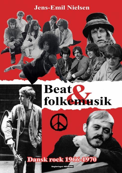 Image of   Beat og folkemusik (Bog)