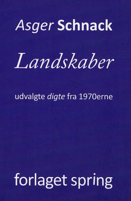Image of Landskaber (Bog)