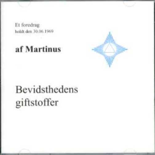 Image of   Bevidsthedens giftstoffer (CD 1) (Lydbog)