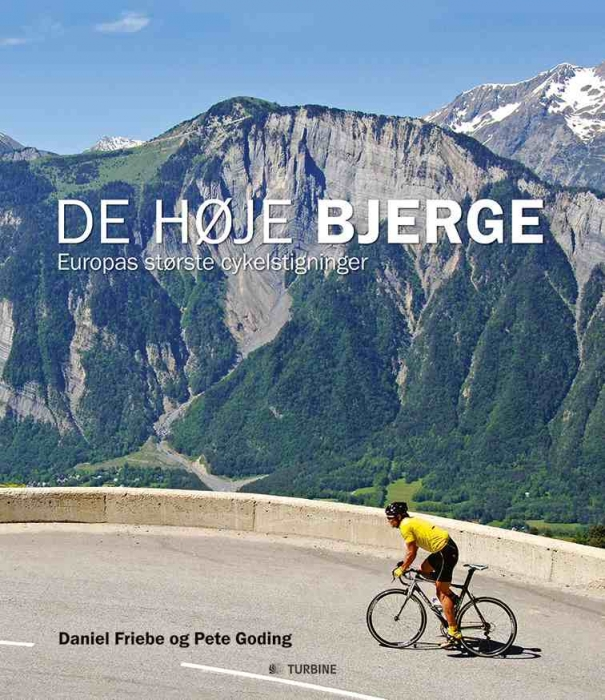 Image of   De høje bjerge (Bog)