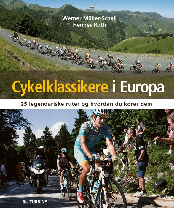 Image of   Cykelklassikere i Europa (Bog)