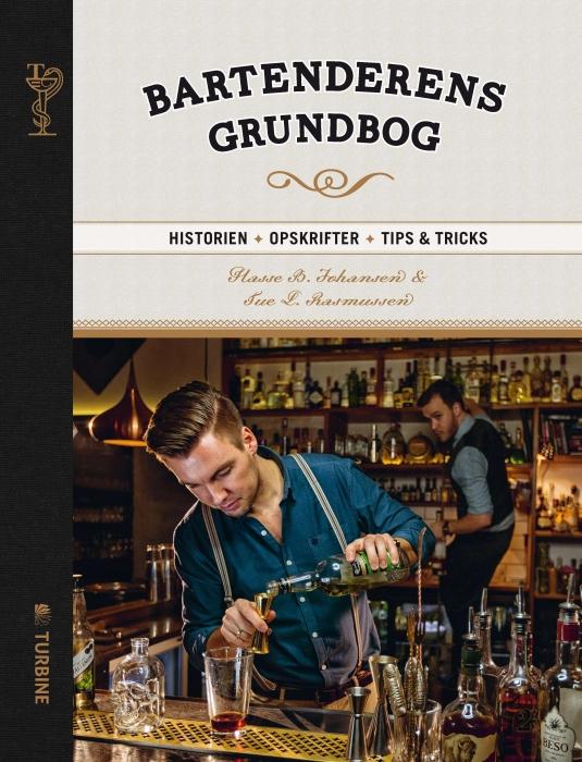 Image of   Bartenderens grundbog (Bog)