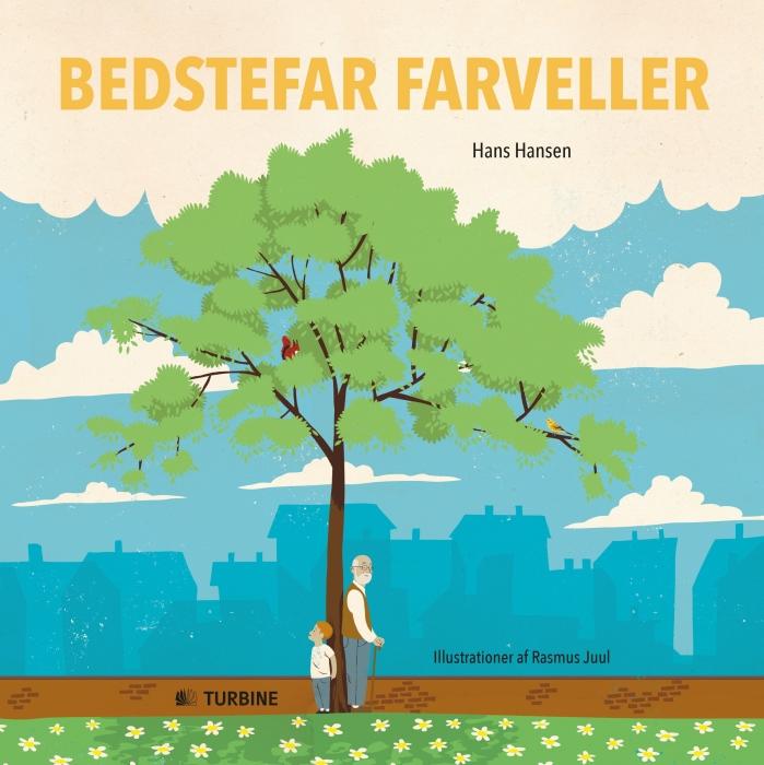 Image of   Bedstefar farveller (Bog)