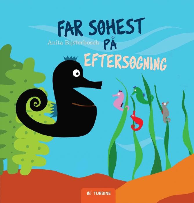 Image of Far Søhest på eftersøgning (Bog)